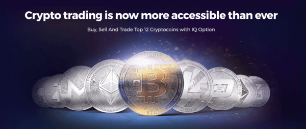 iqoption Kryptowaluty